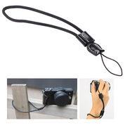Hand Strap Tangan Kamera Digital - Mirrorless Universal Fuji Sony Dll - Hitam