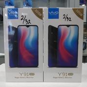 VIVO Y91C RAM 2GB/ ROM 32GB