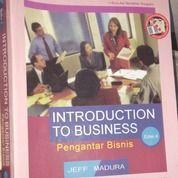 BUKU INTRODUCTION TO BUSINESS