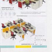 Partisi Kantor Meja Workstation (21759379) di Kota Jakarta Selatan