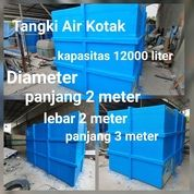 Tangki Air Kapasitas 12000 Liter (21760103) di Kota Jakarta Barat