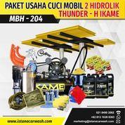 Paket Usaha Cuci Mobil 2 Hidrolik MBH-204 (21765019) di Kota Padangsidimpuan