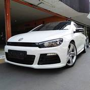VW Scirocco R 2.0 AT Nik 2013 White (21769883) di Kota Jakarta Utara