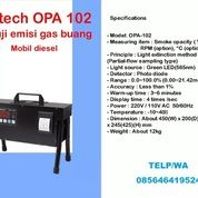 Gas Analyzer Uji Emisi Diesel (21775011) di Kota Malang