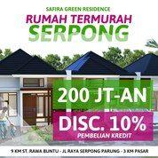 Rumah Murah Dekat Unpam (21780651) di Kota Tangerang Selatan