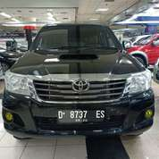 Toyota Hilux G 4x4 MT 2015 Hitam