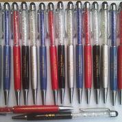 Multi-fungsi kristal stylus pena sentuh untuk item promosi (2178215) di Kota Tangerang