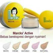 MARCKS BEDAK TABUR MARCKS BEAUTY POWDER 40GR (21796831) di Kota Bekasi