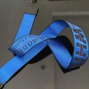 Strap Camera / Tali Kamera OFF WHITE - Blue (21800971) di Kota Malang