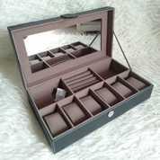 Box Aksesoris Combi Box Jam Tangan Praktis (21809263) di Kab. Sleman
