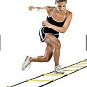 Agility Ladder 11 Anak Tangga 18 Feet 6m Futsal Latihan Speed