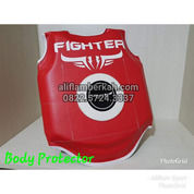 Body Protector Muaythai Tinju Pelindung Badan Kick Boxing Wushu Sanda