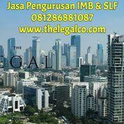 Sertifikat Laik Fungsi PTSP (21814279) di Kota Jakarta Selatan