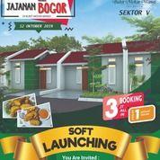 KPR 1,8jtan Di Kota BOGOR Strategis Rumah Dekat Stasiun Dan TOLL By CINNAMON HILSS (21823235) di Kota Bogor