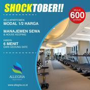 Promo Spesial Shocktober Apartemen Allegria Bandung