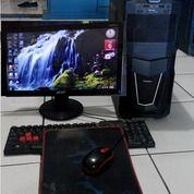 Komputer Game Lengkap Dengan Mouse Macro Dan Keyboard Logitech (21829367) di Kab. Banjarnegara