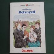 Novel English Cornelsen BETRAYED (2183072) di Kota Bandung