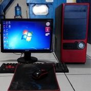 Komputer Lengkap Dengan Mouse Macro Keyboard Logitech (21830731) di Kab. Banjarnegara