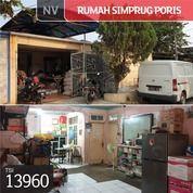 Rumah Simprug Poris, Tangerang, 10x16,5m, 1 Lt, SHM (21831595) di Kota Tangerang