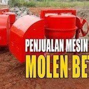 DISTRIBUTOR MESIN MOLEN BETON BERGARANSI 3TAHUN MEDAN (21831779) di Kota Medan