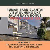 Stategis Rumah Dekat Tol Cileuny & Tol Cisumdawu 10menit Kampus Jatinangor (21831839) di Kota Bandung
