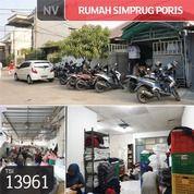 Rumah Simprug Poris, Tangerang, 15x15,3m, 1 Lt, SHM (21831895) di Kota Tangerang