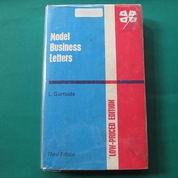 English Book ttg Model BUSINESS LETTER