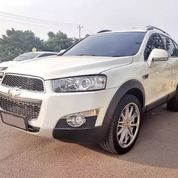 Chevrolet Captiva FL Diesel Matic Istimewah