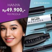 Mascara,Eye Liner Dan Eye Pencil Colourbox (21844775) di Kab. Kuantan Singingi