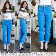 Celana Jeans,Ukuran L Dan XL. (21844779) di Kab. Kuantan Singingi