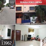 Rumah Poris Indah, Tangerang, 6x13m, 3 Lt, SHM (21845091) di Kab. Tangerang