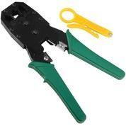 Tang Krimping Tools RJ 45 RJ11 Crimping Tool Kabel LAN RJ45 (21852191) di Kota Surakarta