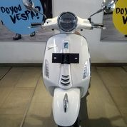 Vespa Primavera LED 150 I Get ABS (WHITE INNOCENZA)