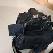 Canon 600D Kondisi Mulus, Lengkap, Bonus Tas (21853531) di Kota Pekanbaru