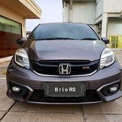 Honda BRIO RS 1.2 CVT 2017 Dp 15 Jt Lsg Bawa (21869667) di Kota Jakarta Timur