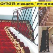 Karpet Tangga Custom Design (21872591) di Kota Bekasi