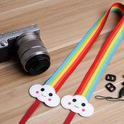 Neck Strap / Tali Kamera Mirrorless DSLR Canon Nikon Sony Fujifilm