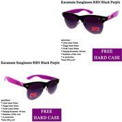 Kacamata Aviator RBN Black Purple (21881087) di Kota Jakarta Timur