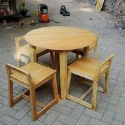 Meja Kursi Cafe Harga Cocok Untuk Pemula (21885267) di Kab. Gianyar