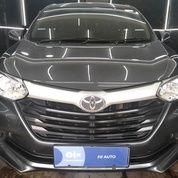 Toyota Avanza 1.3 E MT Manual 2017 Abu Abu