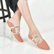 Flat Shoes Pink Imut (21887415) di Margahayu