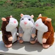 Boneka Hamster Mainan Anak Bisa Bicara Dan Gerak Model Hamster (21890235) di Kota Surakarta