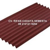 Onduline Red Classic - Atap Bitumen (200cmx95cmx3mm)