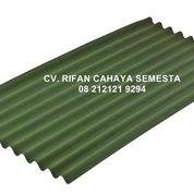 Onduline Green Classic - Atap Bitumen (200cmx95cmx3mm)