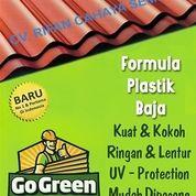 Atap Go Green - Panjang 240cm