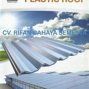 Atap UPVC Rooftop - 5 Meter
