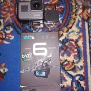 GoPro HERO 6 BLACK - Bekas