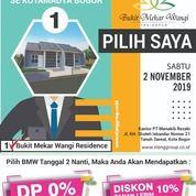 KPR 1,8jutaan 10mnt Ke Stasiun Promo Launcing DP 0% Di Kota BOGOR (21909971) di Kota Bogor