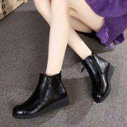 Boots Fashion Kulit Wanita Dan Pria (21911835) di Kota Tangerang
