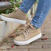 Boots Oxford Sporty Fashion Wanita (21913823) di Kota Bandung